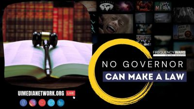 No Governor Can Make a Law
