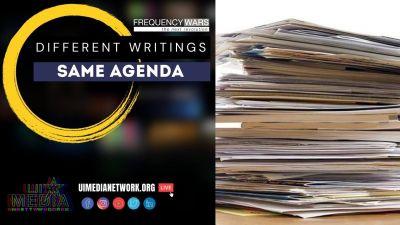 Different Writings, Same Agenda