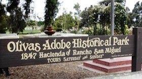Olivas Adobe    Ventura, California