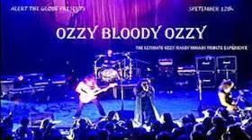 Ozzy Bloody Ozzie  Tribute